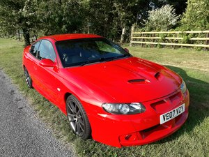 2007 Vauxhall Monaro VXR Long MOT + no advisories, FSH For Sale