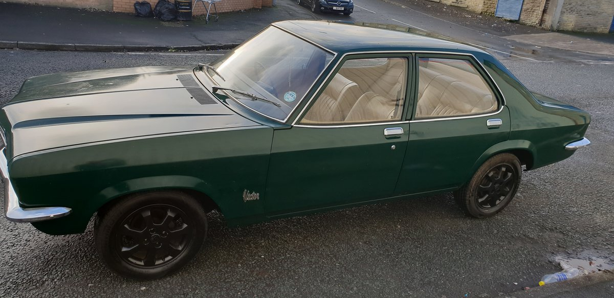 1973 Vauxhall Victor fe 1.8 For Sale (picture 1 of 6)