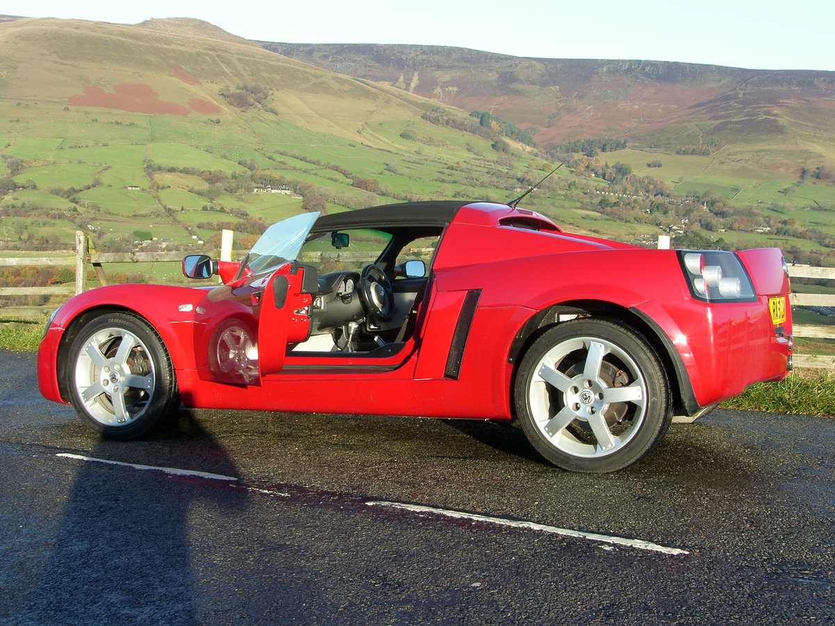 2001 Vauxhall VX220 in excellent original condition SOLD (picture 3 of 6)