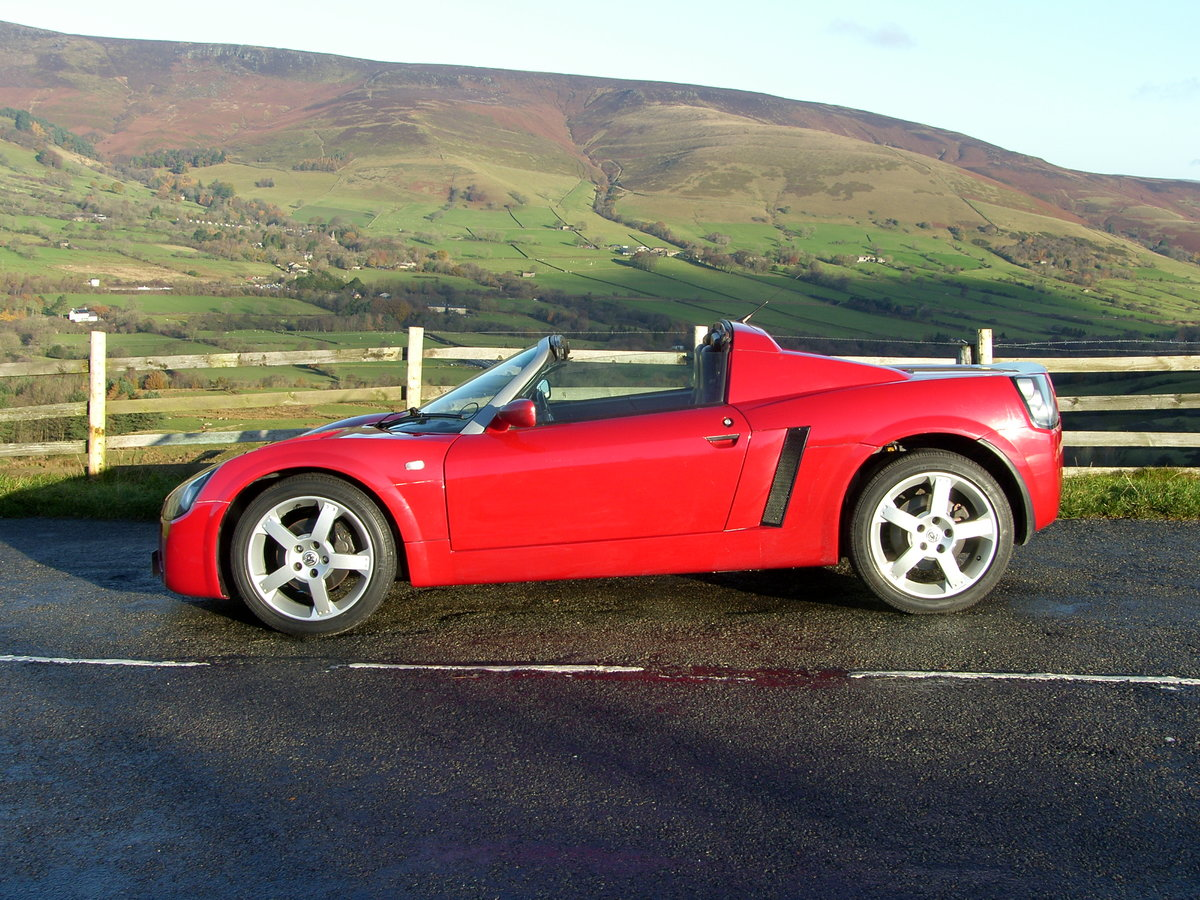 2001 Vauxhall VX220 in excellent original condition SOLD (picture 6 of 6)