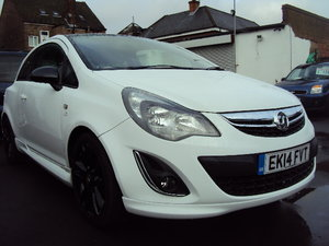 2014 Vauxhall Corsa Limited Edition Face Lift– 1.2 Petrol SOLD