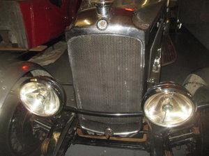 1930 Vintage 3-litre 6cyl  4 seat sports tourer alloy body SOLD