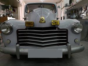 1950 Vauxhall Velox RHD