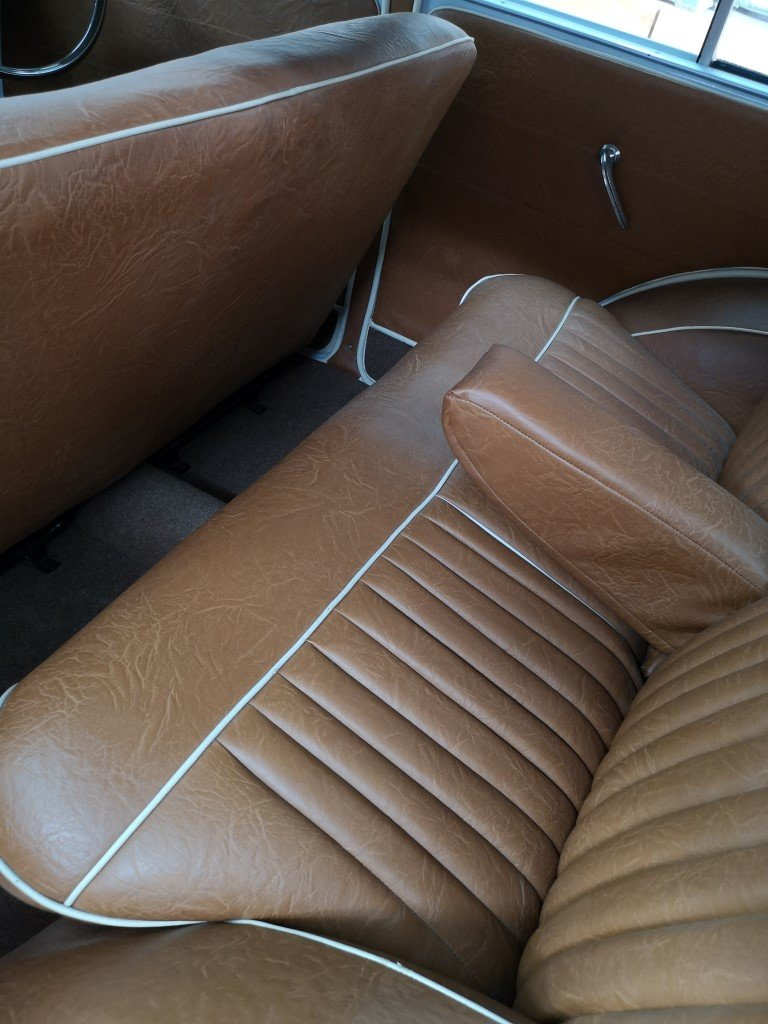 1950 Vauxhall Velox RHD For Sale (picture 4 of 6)
