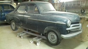 1951 2 vauxhall wyvern For Sale