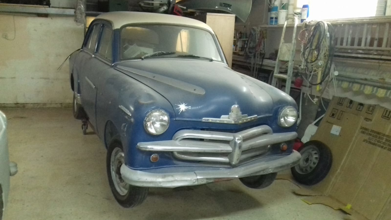 1951 2 vauxhall wyvern For Sale (picture 5 of 6)
