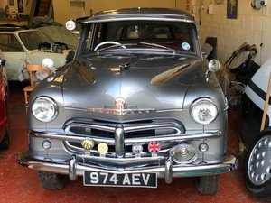 1954 Vauxhall Velox Superb Condition For Sale