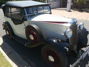 1934 Vauxhall Holbrook Pendine Sport For Sale
