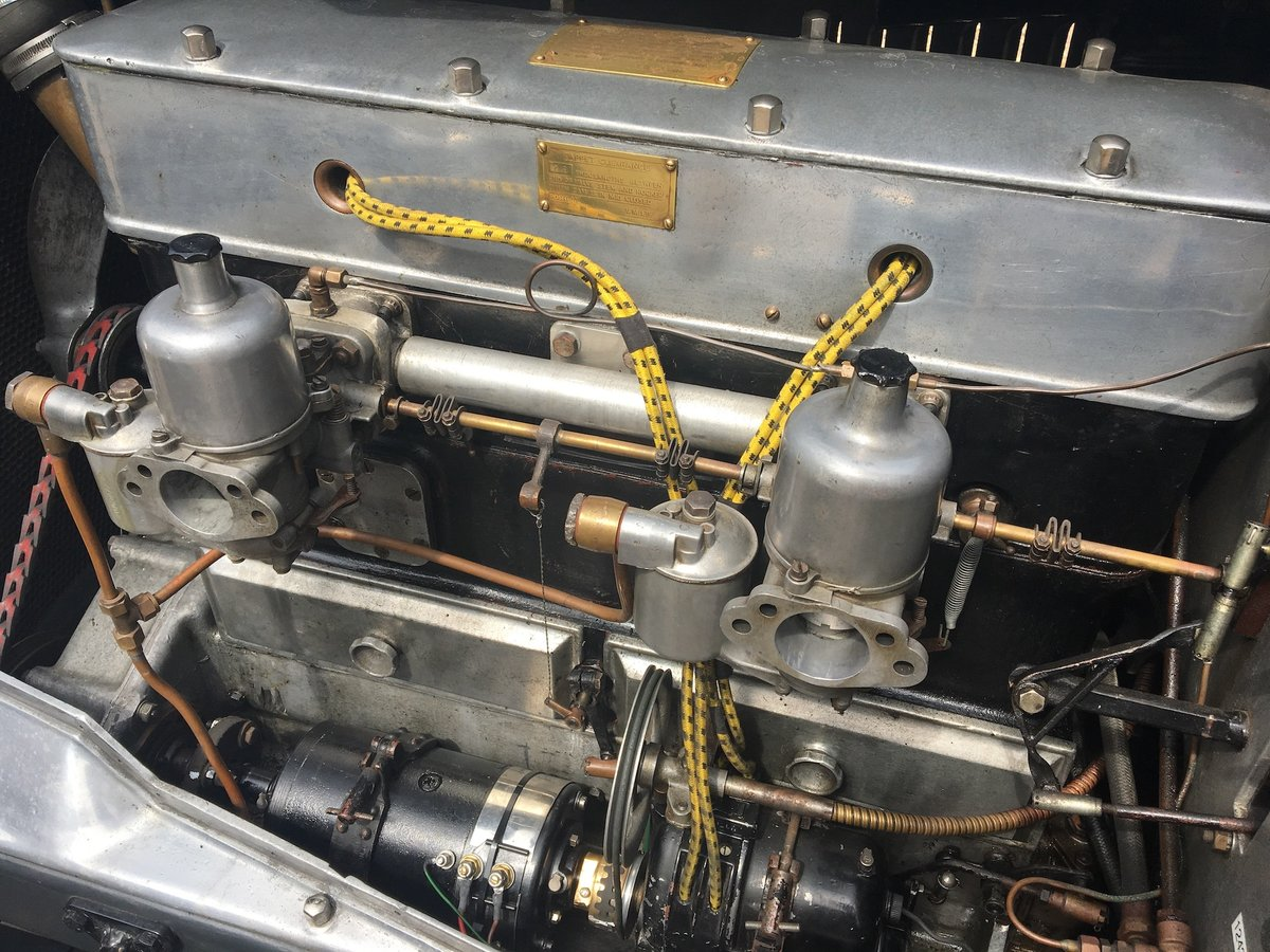 1926 Vauxhall 30/98 OE For Sale (picture 7 of 10)