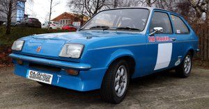 1982 Vauxhall Chevette Classic Rally Car For Sale