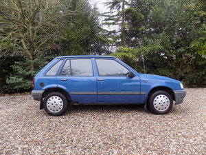 1991 Vauxhall Nova One Owner Fsh 45000 miles For Sale