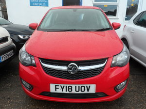 VIVA PETROL 1LTR  RED JUST 5,000 MILES 5 DOOR LIKE NEW