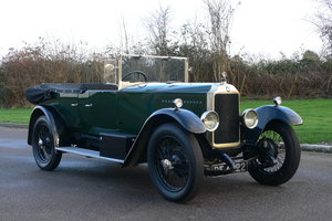 1926 Vauxhall 14/40 Princeton Tourer For Sale by Auction
