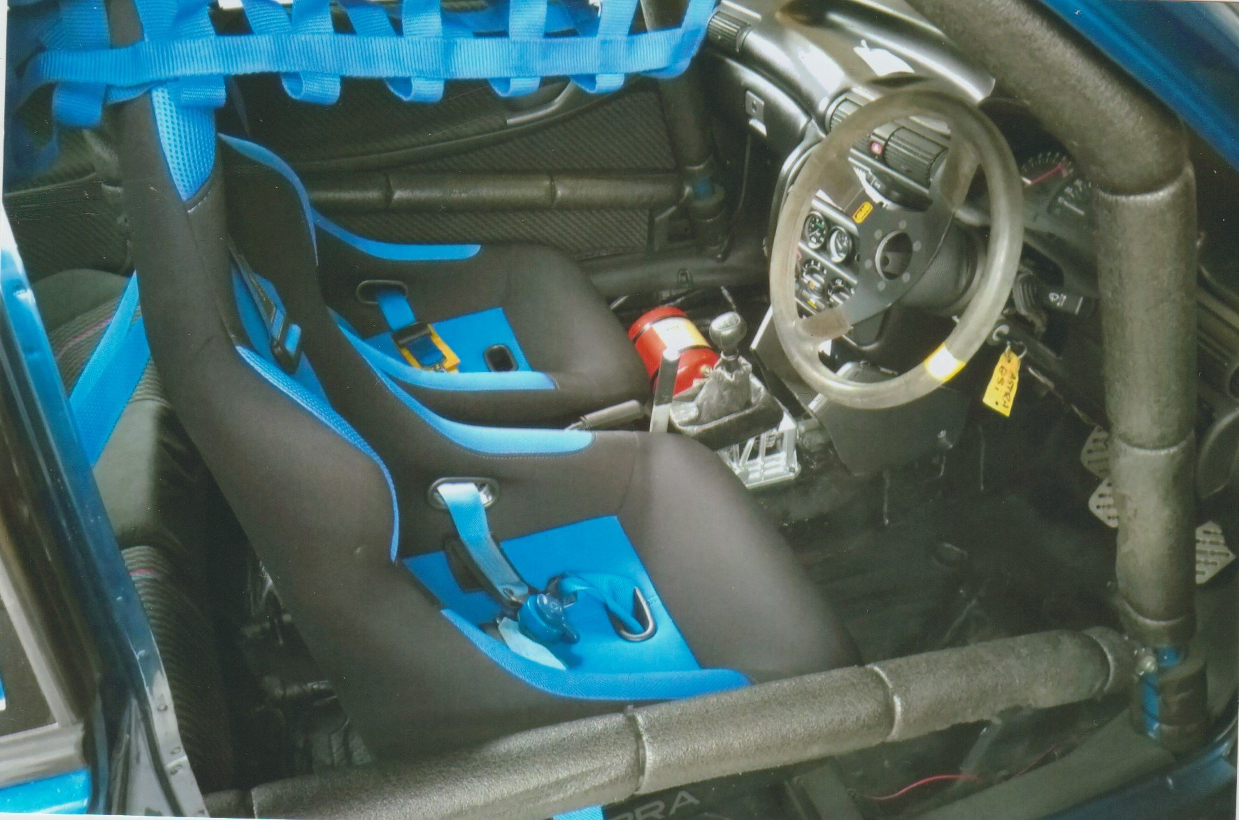 1995 Classic Race Car Vauxhall Astra Mk3 GSi GrpN/A For Sale (picture 5 of 6)