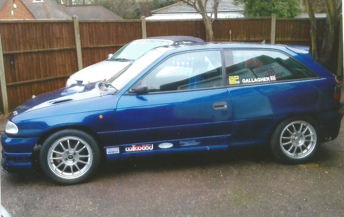 1995 Classic Race Car Vauxhall Astra Mk3 GSi GrpN/A For Sale (picture 6 of 6)