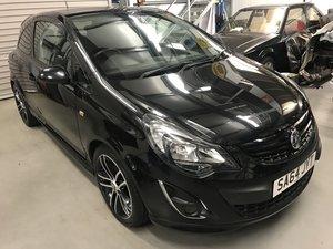 2014 Corsa Black Edition Turbo £4900