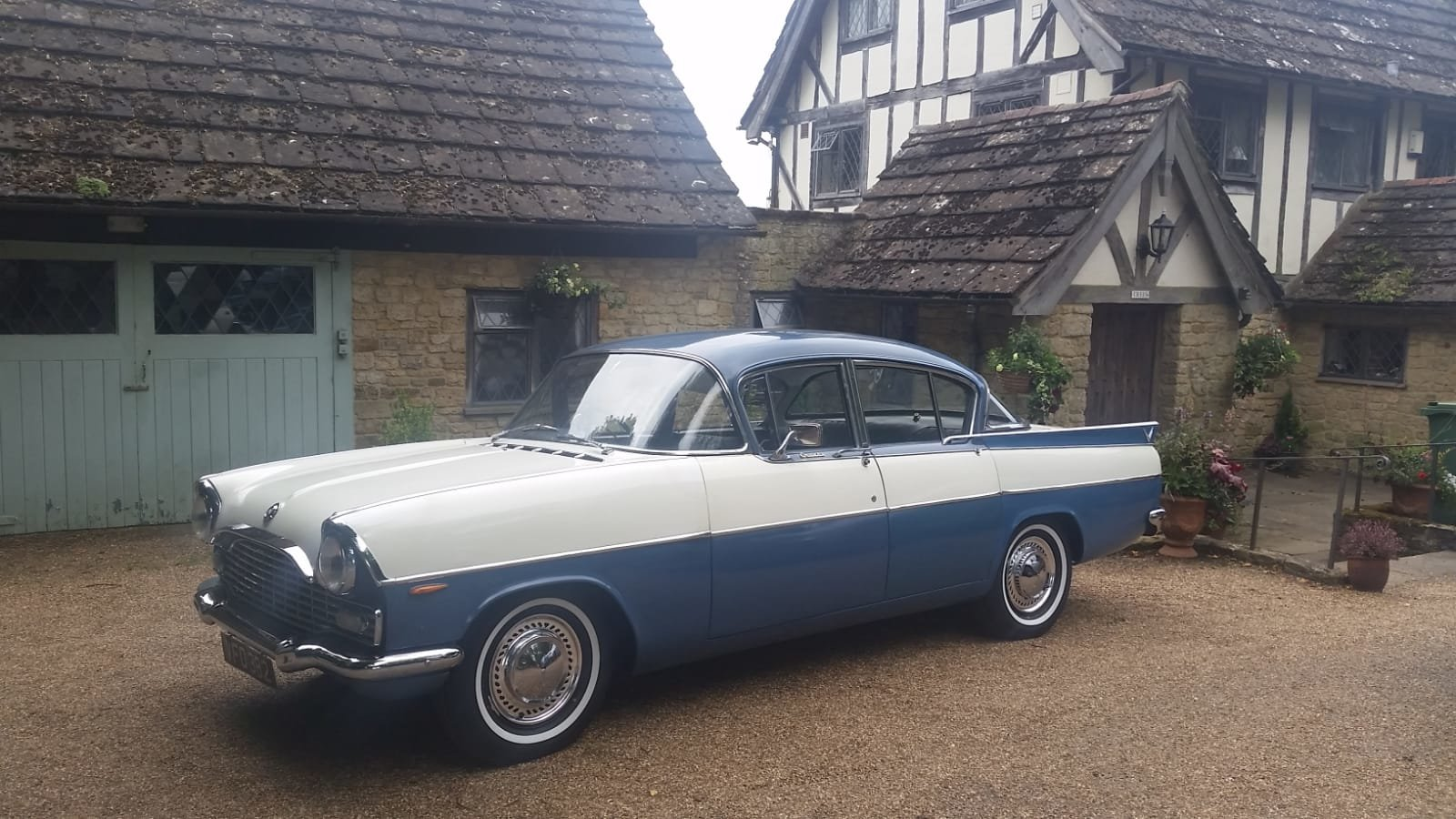 1962 Vauxhall cresta pa SOLD (picture 1 of 6)
