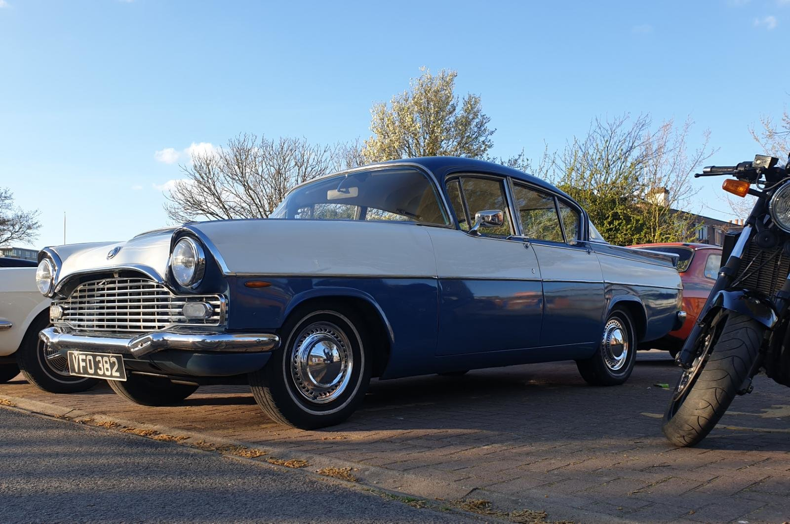 1962 Vauxhall cresta pa SOLD (picture 5 of 6)