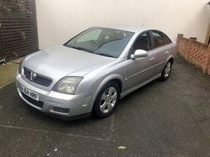 2004 Vauxhall Vectra Good cheap runner