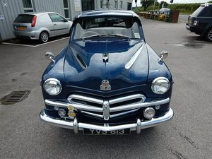 1954 Vauxhall Wyvern ( Restored )