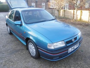 1993 Vauxhall Cavalier SRi SOLD by Auction