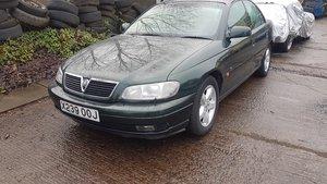 2001 Vauxhall omega td