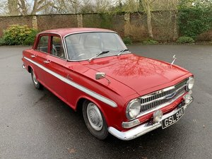 1963 Vauxhall Victor FB VX 4/90 SOLD by Auction