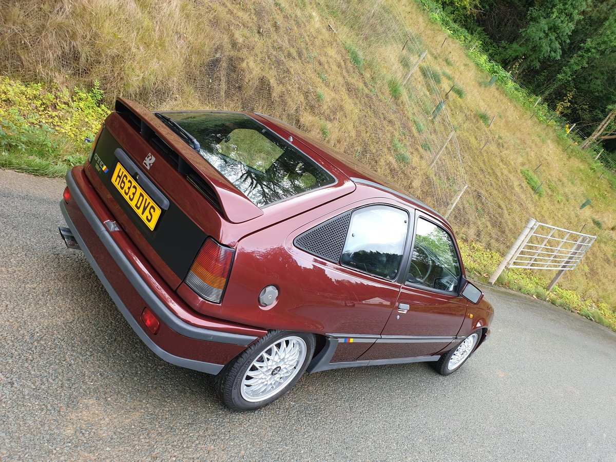 1990 Vauxhall Astra Gte Champion edition For Sale (picture 2 of 6)