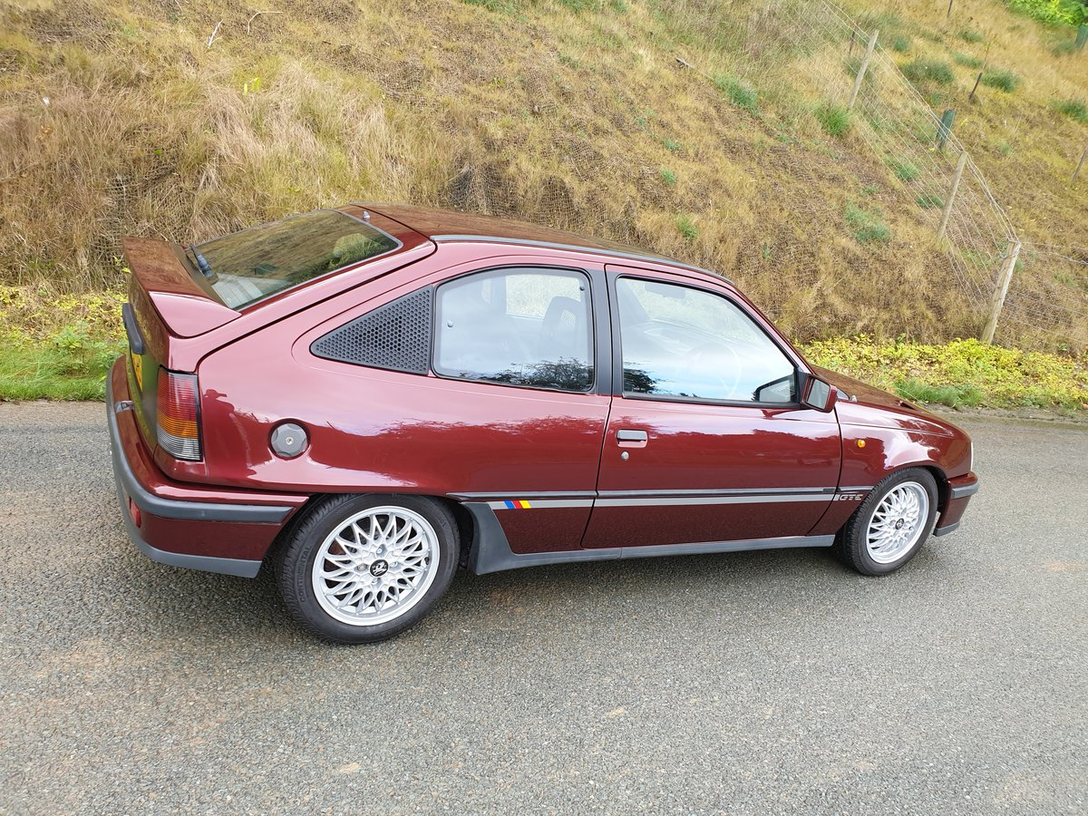 1990 Vauxhall Astra Gte Champion edition For Sale (picture 1 of 6)