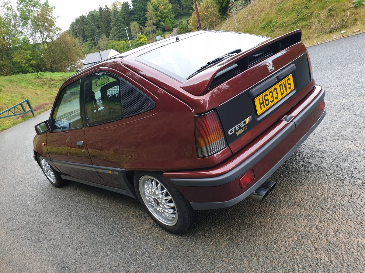 1990 Vauxhall Astra Gte Champion edition For Sale (picture 6 of 6)