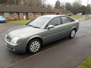 2004 Vauxhall Vectra 1.8i 16V Elegance