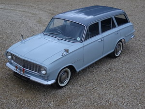 1962 Vauxhall Victor FB, simply outstanding