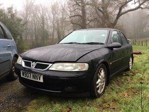 2000 Vauxhall Vectra SRi 140