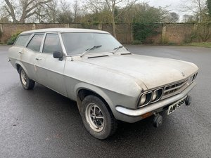 1969 Vauxhall Victor FD 3300 Estate SOLD by Auction