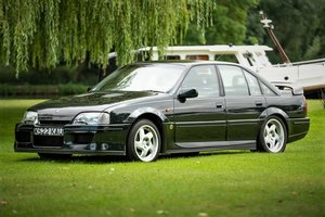 1993 Vauxhall Lotus Carlton For Sale by Auction
