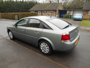 Vauxhall Vectra 2004 (53 reg)  1.8 i 16v Elegance 5dr SOLD