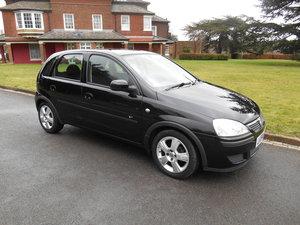 2005 Vauxhall Corsa SOLD
