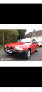Vauxhall Astra 1.4 automatic