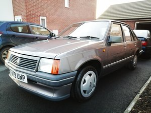 1989 Vauxhall Nova 1.2 L Saloon *Long M.O.T* For Sale