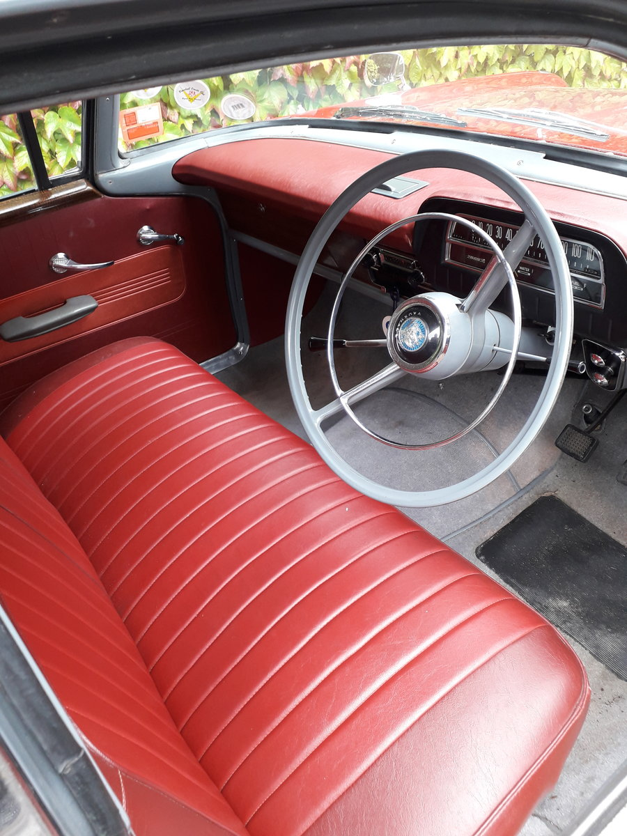 1962 vaxhall cresta pa  For Sale (picture 2 of 6)