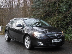 2010 Vauxhall Astra 1.3 CDTI 16V Ecoflex SRI New Shape SOLD