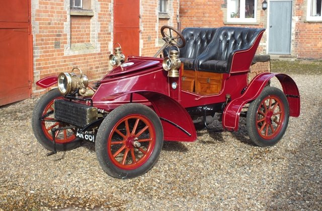 1905 A very early and really rare Vauxhall  For Sale (picture 2 of 6)