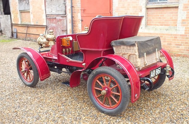 1905 A very early and really rare Vauxhall  For Sale (picture 3 of 6)