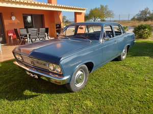 1967 Vauxhall Cresta PD All original and rust free