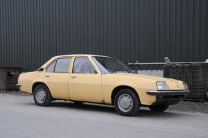 1977 Vauxhall Cavalier MK1 1.6 Jamaica Yellow