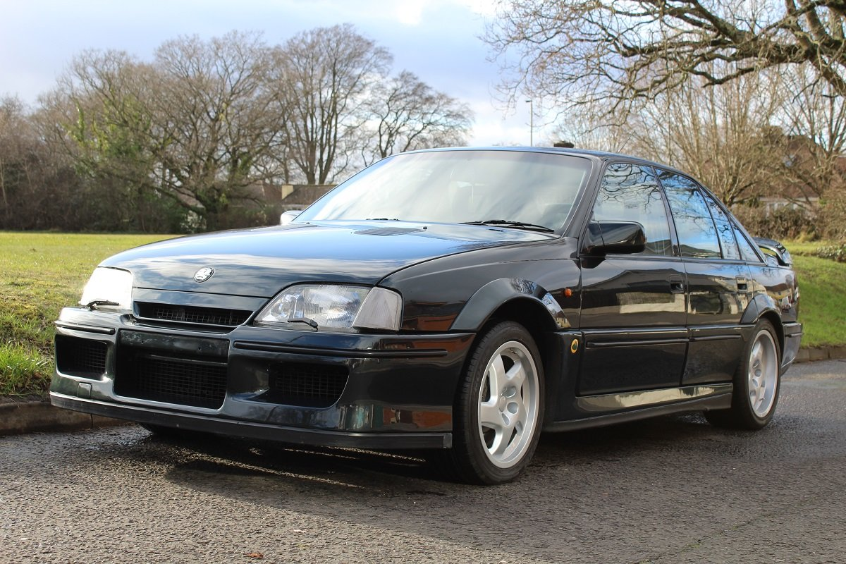 Vauxhall Lotus Carlton 1993 - To be auctioned  For Sale by Auction (picture 1 of 6)