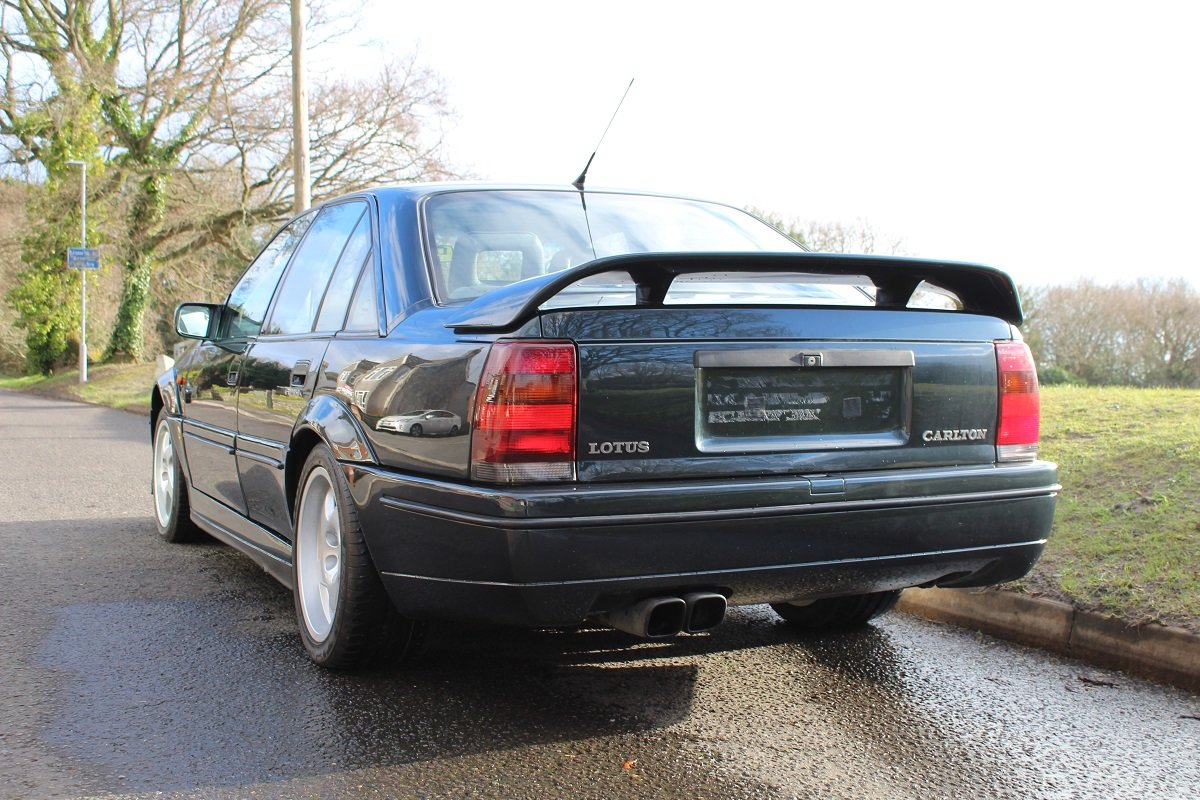 Vauxhall Lotus Carlton 1993 - To be auctioned  For Sale by Auction (picture 2 of 6)