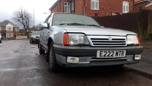 1986 Vauxhall cavalier cdi For Sale