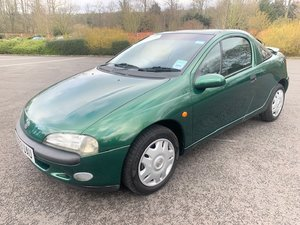 1997 Vauxhall Tigra **VERY LOW MILEAGE** SOLD by Auction