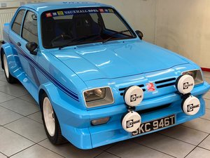 1979 VAUXHALL CHEVETTE MODIFIED HILL/TRACK CAR For Sale